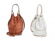 今季のマストは、サイズもカラーも豊富なバリエーションが取り揃う、ロエベの「バルーン バッグ」!