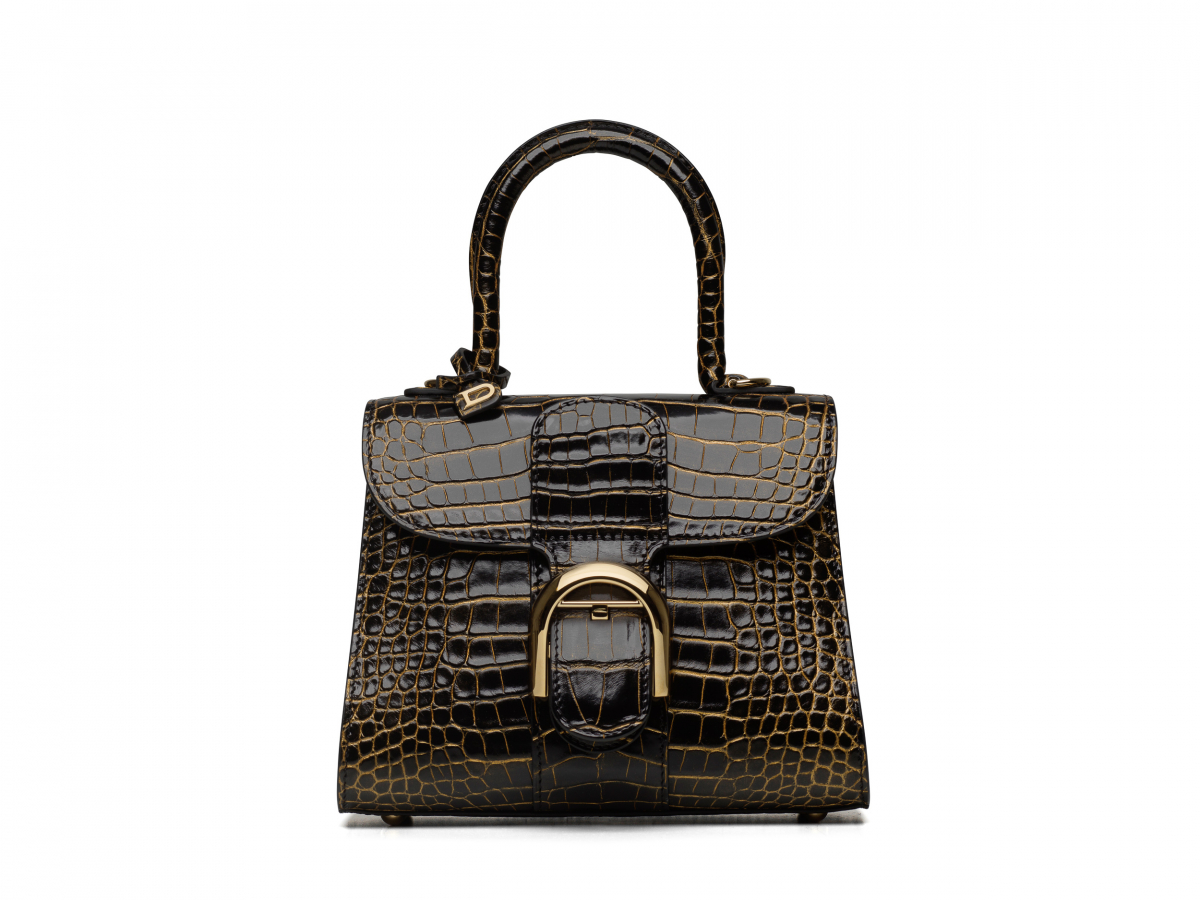 Brillant Mini Alligator Eclipse(W20×H16×D11cm)¥2,759,000/デルヴォー・ジャパン