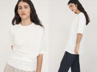 4スタイルのTシャツが登場! ホワイトTシャツにフォーカスした、コスのカプセルコレクション