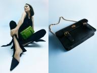 魅惑のコラボレーション再び! 「マルベリー × アレクサ・チャン」による新作バッグ