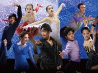 トップスケーターたちが出演するショー「カーニバル・オン・アイス2017」