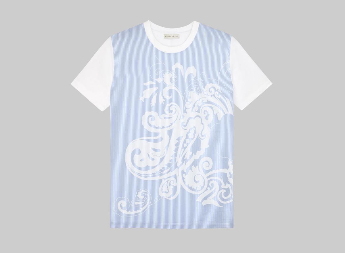 Tシャツ ¥43,000/エトロ ジャパン ※日本限定