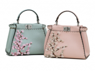 フェンディから、春の訪れを祝う日本限定バッグ「ピーカブー アイコニック ミニ」が登場!