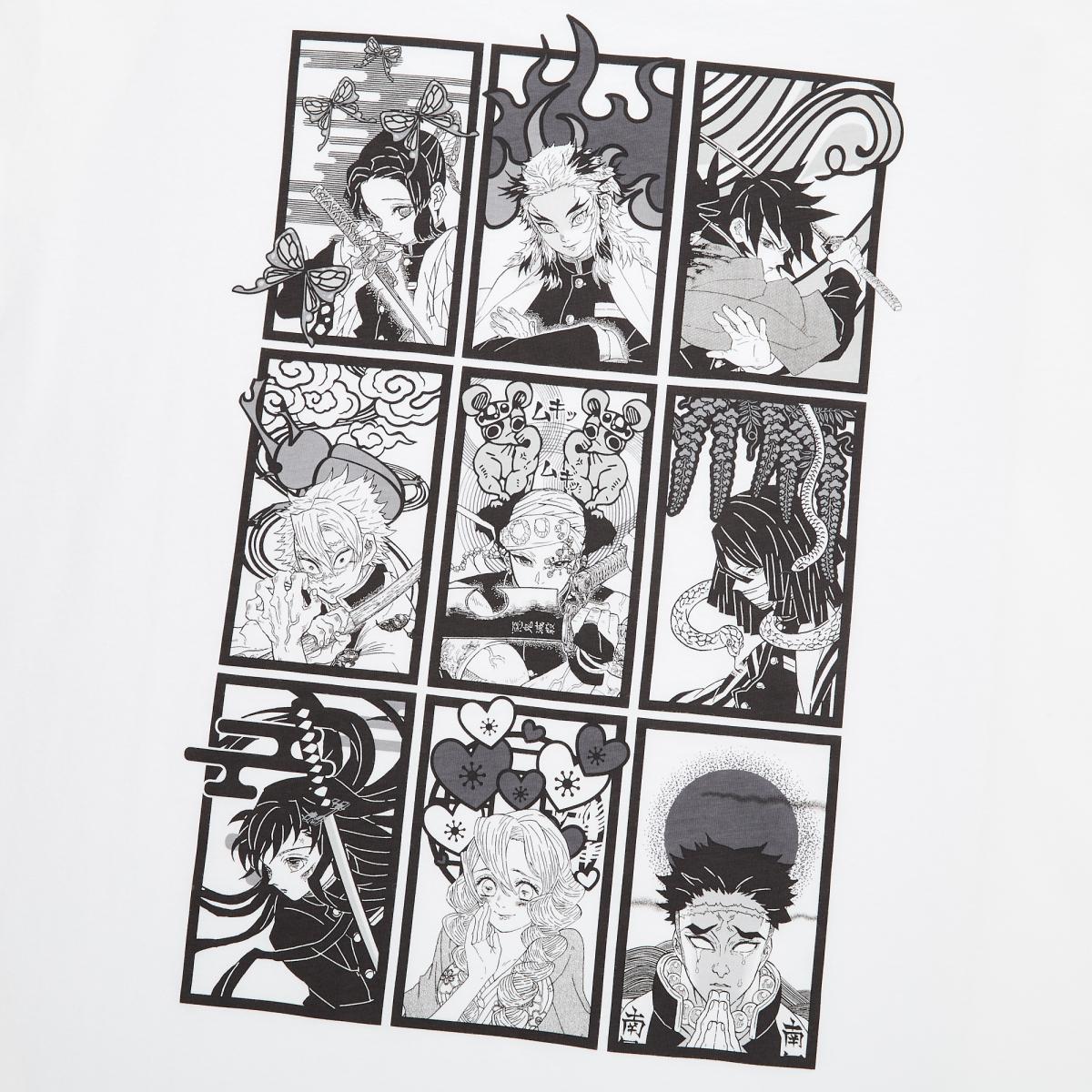 マンガ UT 鬼滅の刃・柱 ¥990/ユニクロ(UT)