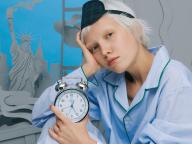 【ティファニー】ニューヨークでは目覚まし時計のベルが鳴っている