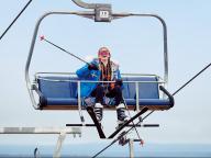 ノルディック・ブルーをスキーに連れてって