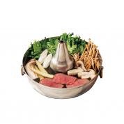 BEYOND NABE 3 仕事仲間と食べるがっつり肉鍋