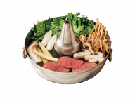 【BEYOND NABE 3】仕事仲間と食べるがっつり肉鍋