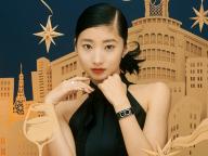 【シャネル】東京の女の子が 星くずのような ネオンに包まれるとき