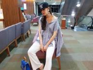 お手本はタイの女優!遊び心あふれるミックススタイル #深夜のこっそり話 #851