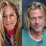 19年ぶり! 元ハリウッドいちの人気夫婦、ブラッド・ピット&ジェニファー・アニストンの共演に全世界が熱狂