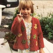 ヘイリーの幼少期の写真はこちら