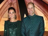 民族衣装でパーティへ! キャサリン妃&ウィリアム王子、パキスタン訪問でのファッションが「歴代ベスト」と賞賛される