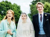コロナ禍初のロイヤルウェディング! ヨルダンのラーイヤ王女が英国人ジャーナリストと結婚
