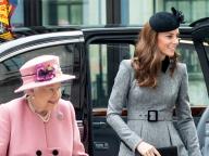 約8年ぶりに実現! 英エリザベス女王&キャサリン妃が初公務へ