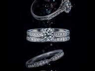 「ラザール ダイヤモンド」ブティックから新作セットリング「WILL&WITH(ウィル&ウィズ)」が誕生
