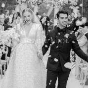 ジョー・ジョナス&ソフィー・ターナー、6万円の「格安婚」から一転、フランスで2度目の豪華な式を執り行う!