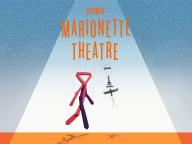 「エルメスのマリオネット劇場」でクリスマスのグリーティングを