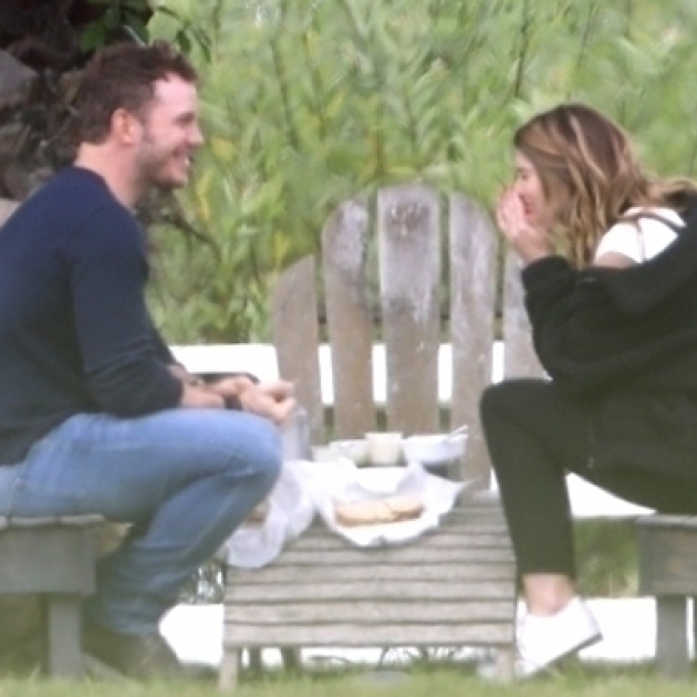 クリス・プラット&キャサリン・シュワルツェネッガー、新たなビッグカップル誕生か?