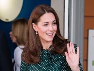 英エリザベス女王とキャサリン妃が密会? メーガン妃との不仲説について話し合った可能性も