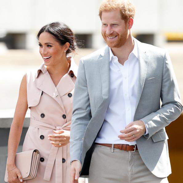 【SPUR】ヘンリー王子&メーガン妃、クルーニー夫妻の別荘を訪問! ふたりのために用意された、とっておきの「おもてなし」とは?