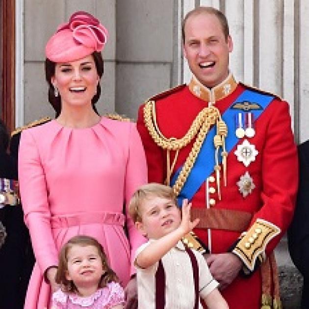話題持ちきり! 2017年に世間を賑わせた英王室のニュースをイッキ読み