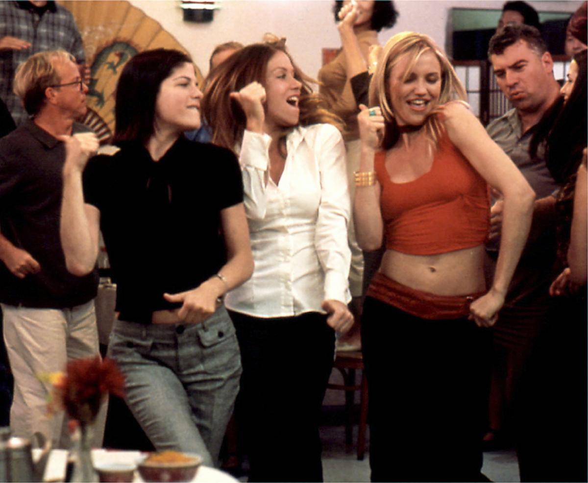 「キャメロン・ディアスが歌って、踊って、コスプレして……。とにかく彼女のチャーミングでセクシーな魅力が炸裂! どんなときも人生を謳歌するクリスティーナと友人たちに、きっと元気がもらえるはず。落ち込んだときや失恋したときに観たいエナジー映画!」(エディターY)