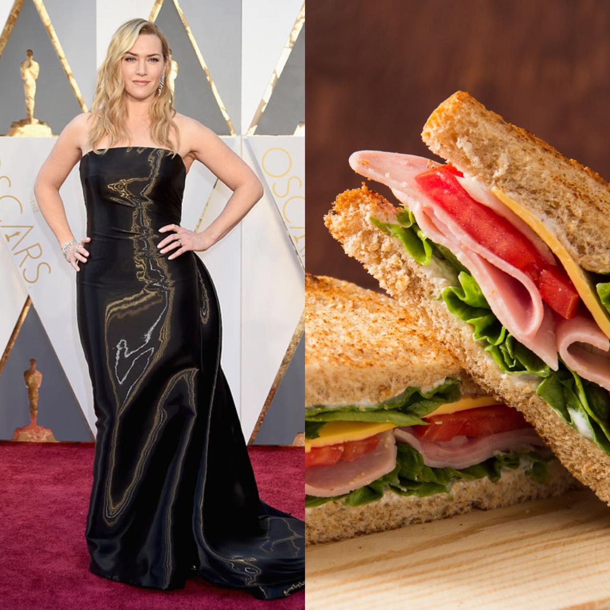女優を目指す一方で、小さなデリカテッセンでサンドイッチを作っていたケイト・ウィンスレット(43)。エージェントから初めて仕事の電話を受けたときも、サンドイッチを作っている最中だったという。