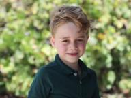 7歳のジョージ王子、「すでに国王になる心構えは万全」!  頼もしい成長ぶりが明かされる