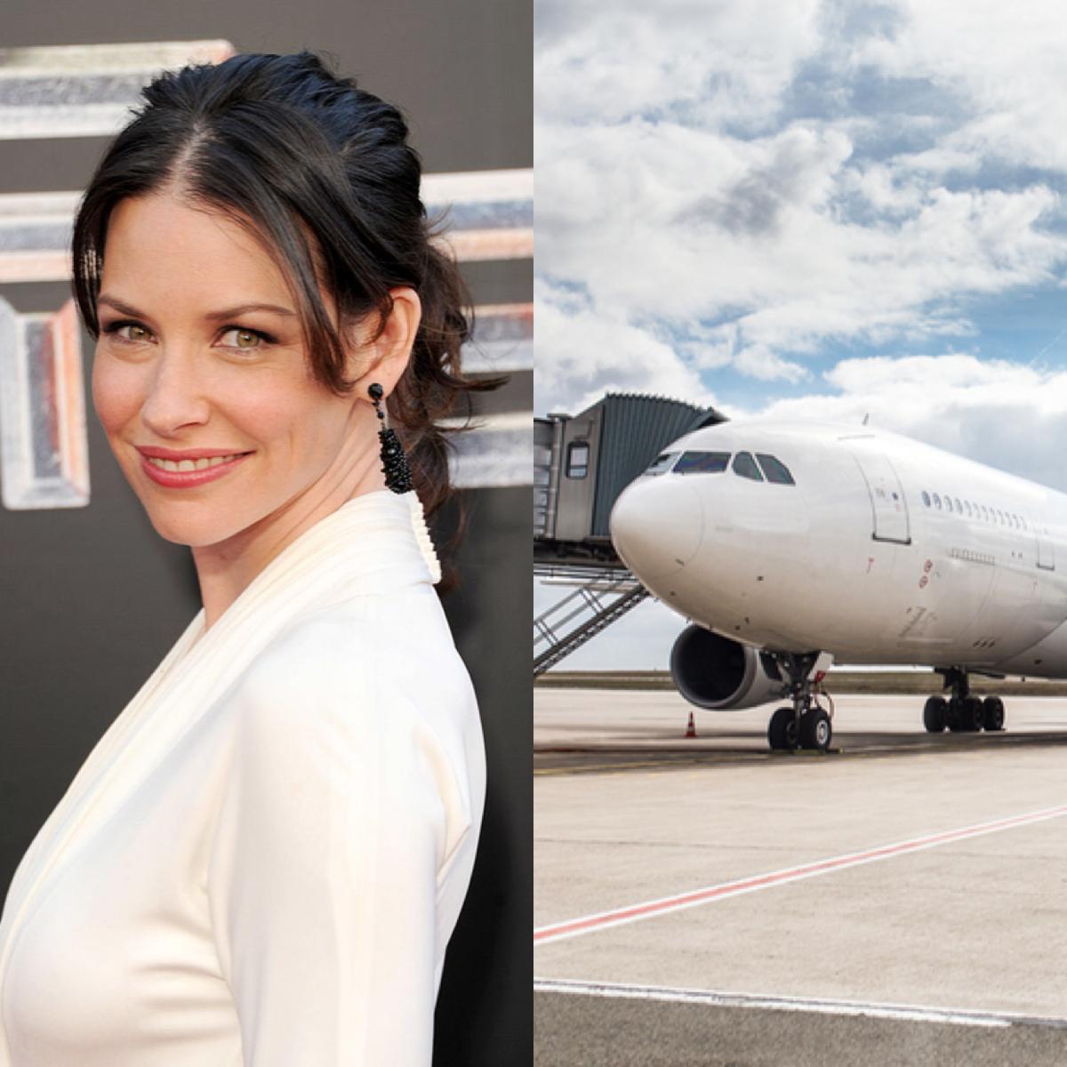 ドラマ『ロスト』で知られるエヴァンジェン・リリー(39)は、カナダの航空会社で1カ月間だけ客室乗務員をしていたという。この仕事はあまり好きではなかったらしく、イヤな客の前でオナラをしたという衝撃のエピソードも語っている。