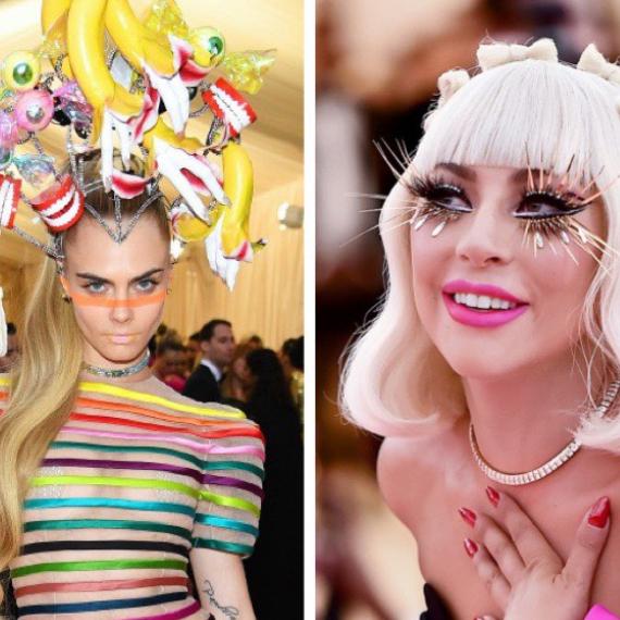 豪華さも派手さもパワーアップ! ファッションの祭典「メットガラ」ドレスギャラリー