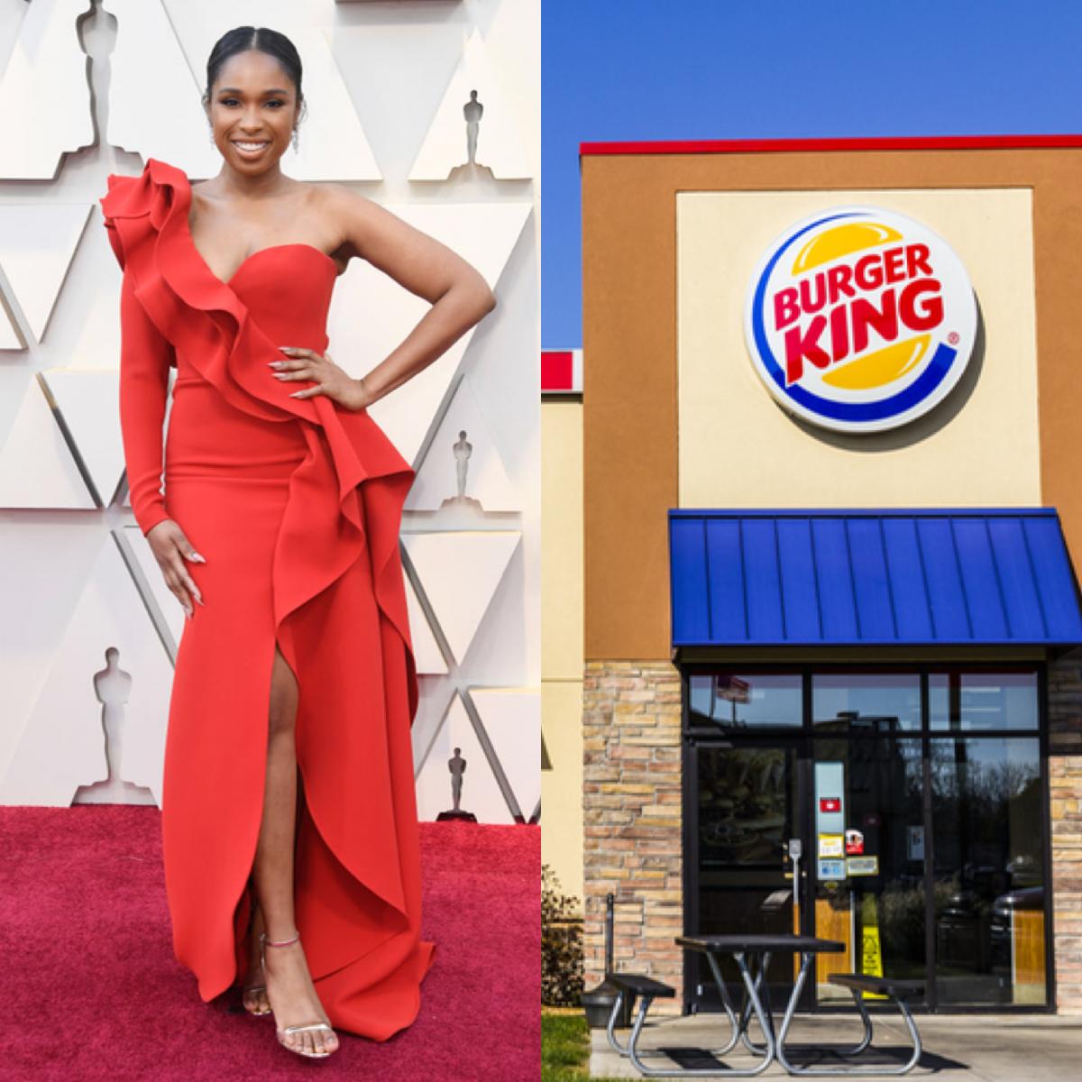 姉と一緒にハンバーガーチェーン「バーガーキング」で働いていたというジェニファー・ハドソン(37)。2007年にアカデミー賞助演女優賞を受賞したときには、「バーガーキング」から一生無料で食べられる優待カードをゲット!