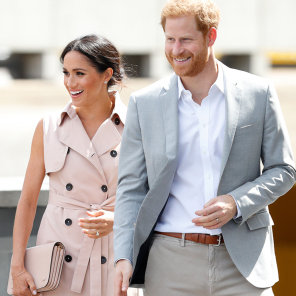 【SPUR】ヘンリー王子&メーガン妃、クルーニー夫妻の別荘を訪問! とっておきの「おもてなし」とは?