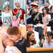2018年、英王室のイベントタイムラインを美しい写真とともに振り返る
