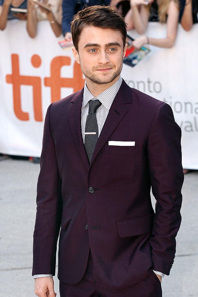 映画『ハリー・ポッター』シリーズで人気子役となり、すっかり実力派俳優へと成長したダニエル。