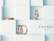 ふたりの永遠の愛を謳うにふさわしいジュエリーを求めて TASAKI ブライダルフェアが4月20日(金)より開催