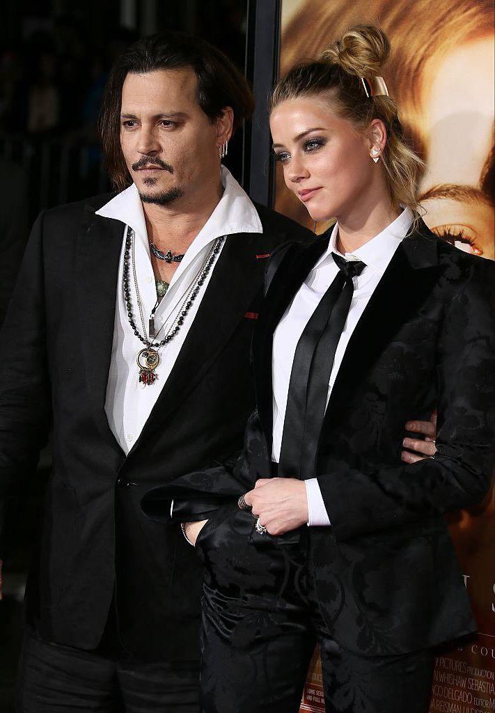 泥沼離婚から2年半、ジョニーが元妻アンバーを訴えたことが明らかに!