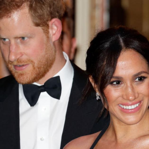 英メーガン妃&ヘンリー王子が引越し! キャサリン妃との不仲説も浮上