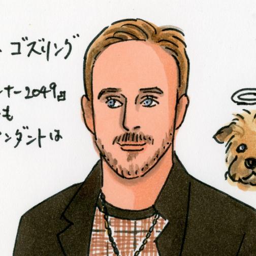 【SPUR】[vol.41] なぜに愛犬好きの男性セレブは、ピュアなやさしさを感じさせるのか。ライアン・ゴズリングのネックレスを見て考えた