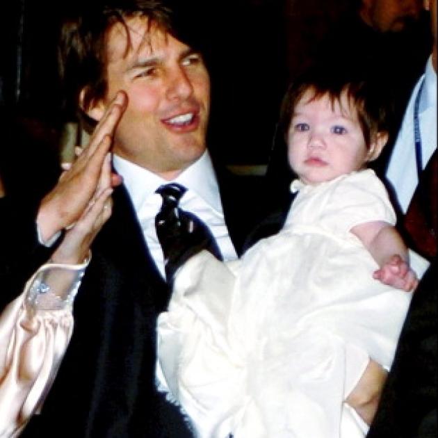 まさに瓜二つ! トム・クルーズ愛娘の最新画像が「元妻にそっくり」と話題騒然