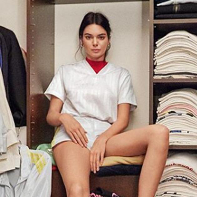 真のセレブ!? 世界一稼ぐモデル、ケンダル・ジェンナーのクローゼットが公開