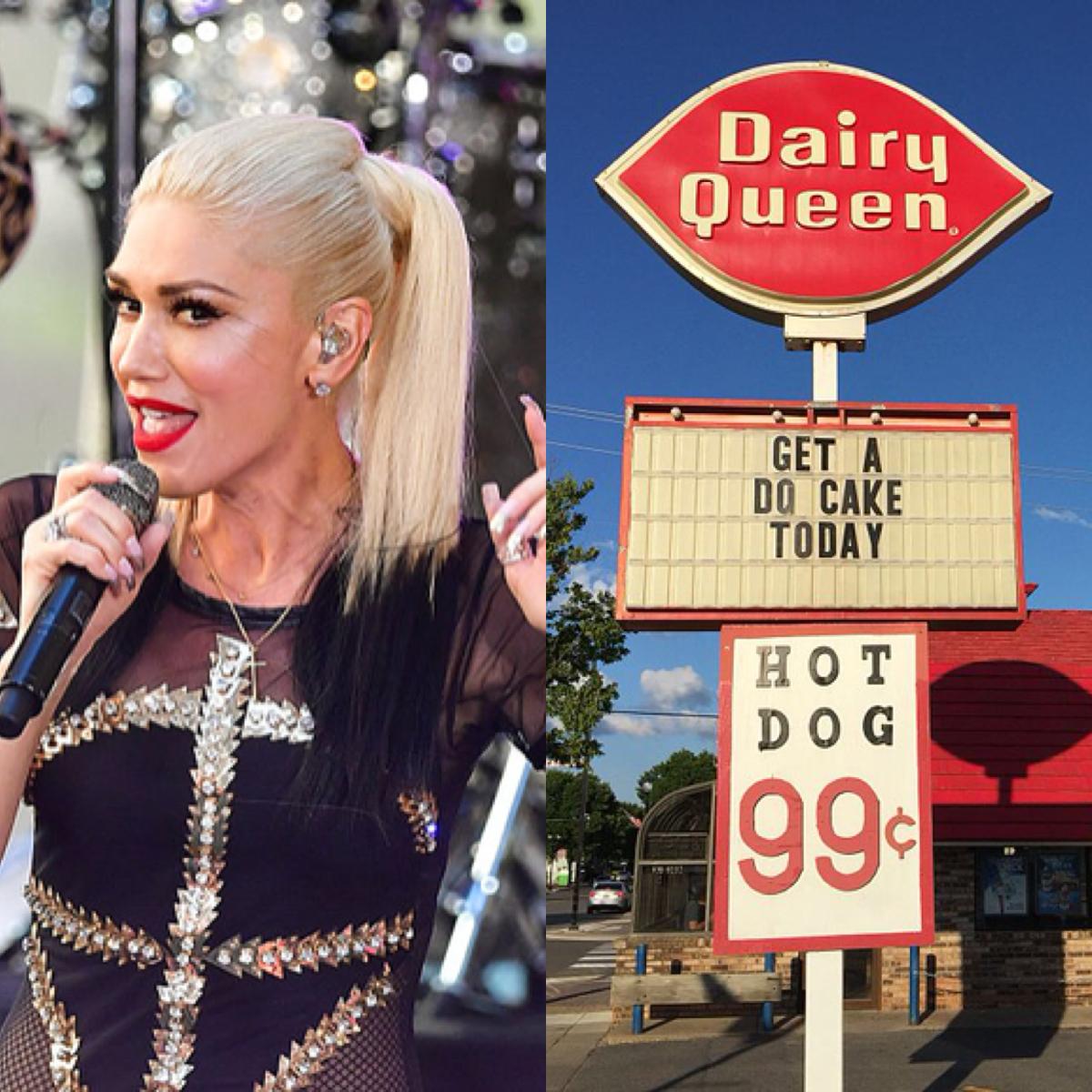 グウェン・ステファニー(49)は、ソフトクリーム店「デイリークイーン」でアルバイト。人生初の給料で買ったのは、当時ハマっていた歌手ショーン・キャシディ(60)のアルバムだったとか。何ともアーティストらしい思い出。