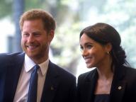 英ヘンリー王子&メーガン妃が笑顔を振りまく! 毎年恒例のチャリティイベントに夫婦揃って参加