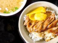 台湾南部の必食グルメ、焼肉飯、烤肉飯。 ひとりっPの一押しはここ!