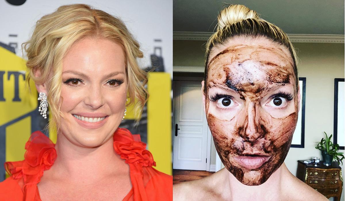 (左)Photo:Getty Images、(右)Photo:instagram(@katherineheigl)