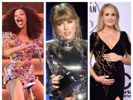 帰ってきた歌姫からおもしろ受賞スピーチまで!「アメリカン・ミュージック・アワード2018」