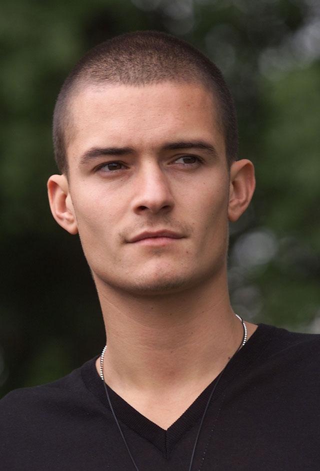 演劇学校卒業後、『ロード・オブ・ザ・リング』のレゴラス役を射止め、その美貌で注目を浴びる。カンヌ映画祭に出席した、24歳のオーランド・ブルーム