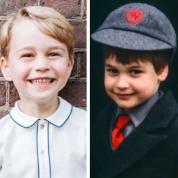 5歳になったジョージ王子は誰に似ている!? SNSで議論がヒートアップ