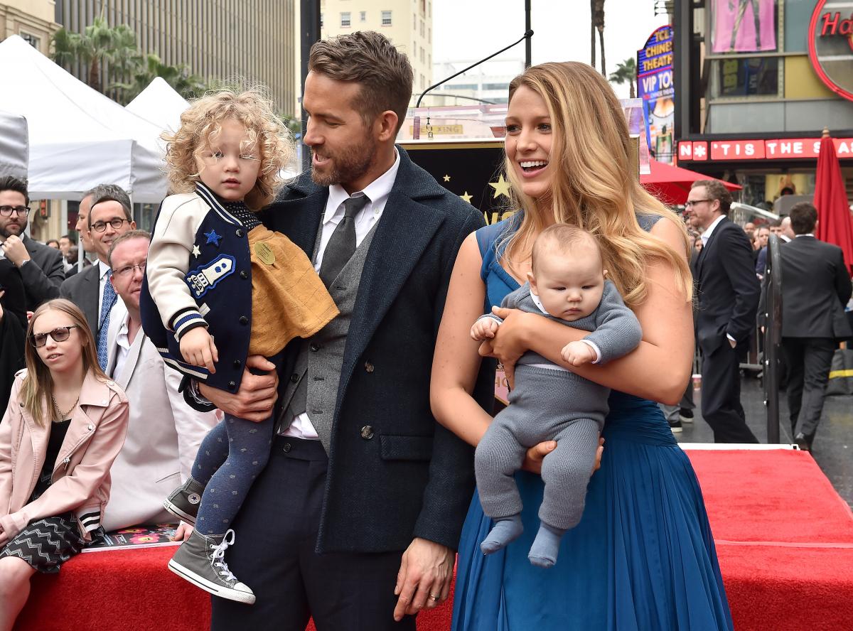 2015年に長女ジェームズちゃんを、2016年に次女イネスちゃんをもうけたブレイク・ライブリー&ライアン・レイノルズ夫妻