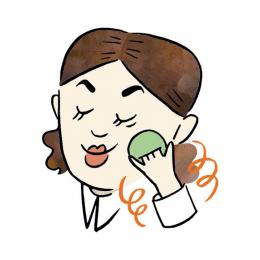 1月のお題:ツルッツルの「むき卵肌」になるには?